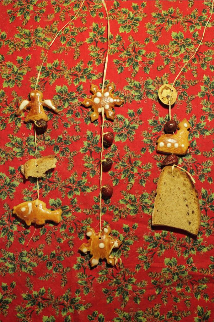 Biodegradable Christmas decorations